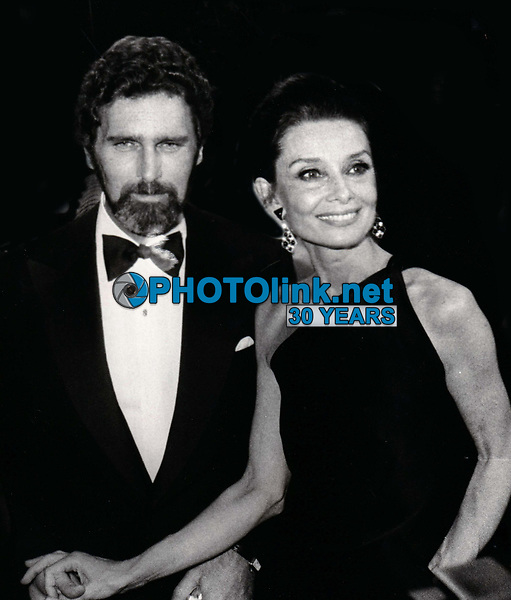 Audrey Hepburn Robert Wolders 1979<br /> Photo By John Barrett/PHOTOlink