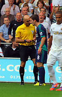 Saturday, 01 September 2012<br /> Pictured: <br /> Re: Barclays Premier League, Swansea City FC v Sunderland at the Liberty Stadium, south Wales.