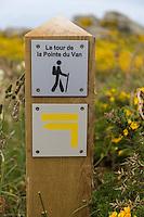 France, Bretagne, (29), Finistère, Cap Sizun,  Cléden-Cap-Sizun : La Pointe du Van//  France, Brittany, Car Sizun,  Cléden-Cap-Sizun: The Pointe du Van