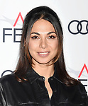 HOLLYWOOD, CA - NOVEMBER 09: Actor Moran Atias attends the screening of Netflix's 'Mudbound' at the Opening Night Gala of AFI FEST 2017 presented by Audi at TCL Chinese Theatre on November 9, 2017 in Hollywood, California.