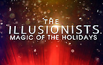 """The stage of Broadway's """"The Illusionists—Magic of the Holidays"""" on stage for a press preview at the Marquis Theatre  on November 27, 2018 in New York City."""