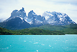Torres del Paine National Park, (Patagonia region) Chile.