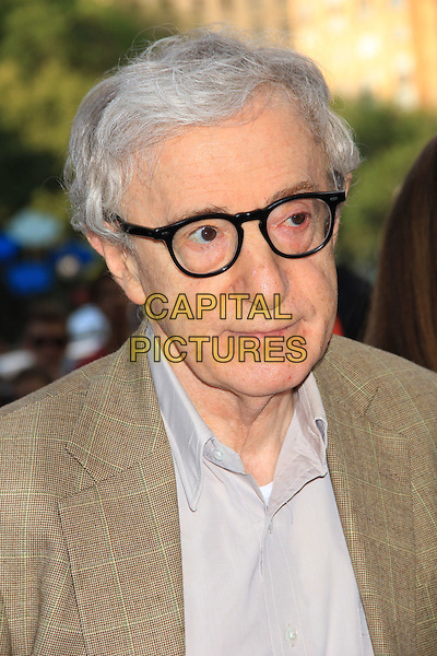 NEW YORK, NY - JULY 17: Woody Allen at the New York Premiere of &quot;Magic in the Moonlight&quot; at the Paris Theatre on July 17, 2014 in NEW YORK CITY<br /> CAP/LNC/TOM<br /> &copy;TOM/LNC/Capital Pictures