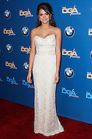 CENTURY CITY, CA - JANUARY 25: Maia Mitchell at the 66th Annual Directors Guild Of America Awards held at the Hyatt Regency Century Plaza on January 25, 2014 in Century City, California. (Photo by Xavier Collin/Celebrity Monitor)