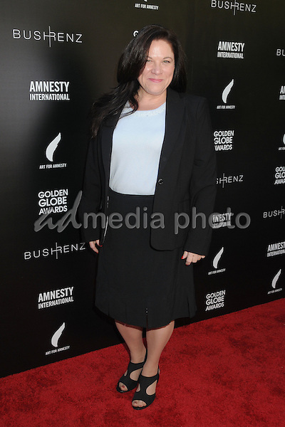 8 January 2016 - West Hollywood, California - Kristina Rich. 1st Annual Art for Amnesty Pre-Golden Globes Brunch held at Chateau Marmont. Photo Credit: Byron Purvis/AdMedia