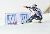 9th February 2019, ARE, Sweden; Kjetil Jansrud of Norway competes in the mens downhill during the FIS Alpine World Ski Championships on February 9, 2019 in Are.