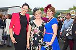 Enjoying Ladies Day at the Listowel Races on Friday were: Maureen Culhane, Sharon Dowling, Marian Hughes
