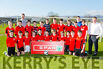 Fossa NS Soccer Team Sponsored By Foley's Spar Fossa