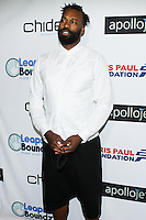 BEVERLY HILLS, CA, USA - OCTOBER 26: Baron Davis arrives at the CP3 Foundation Celebrity Server Dinner held at Mastro's Steakhouse on October 26, 2014 in Beverly Hills, California, United States. (Photo by Rudy Torres/Celebrity Monitor)