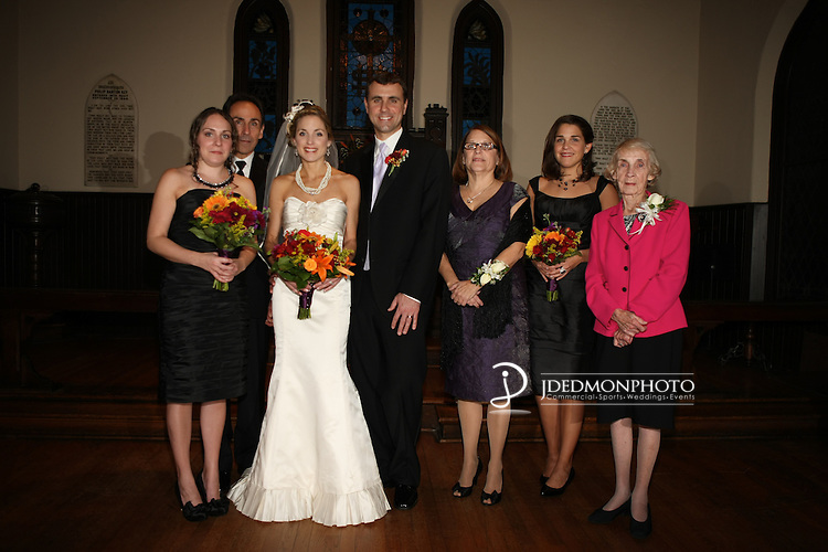 Alicia Marblo - Grant McMasters Wedding