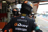 #26 G-DRIVE RACING (RUS) AURUS 01 GIBSON LMP2 ROMAN RUSINOV (RUS) JOB VAN UITERT (NLD) JEAN ERIC VERGNE (FRA)