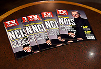 """STUDIO CITY, CA - NOVEMBER 6: Behind the scenes during the TV Guide Magazine Cover Party for Mark Harmon and 15 seasons of the CBS show """"NCIS"""" at River Rock at Sportsmen's Lodge on November 6, 2017 in Studio City, California. (Photo by Frank Micelotta/PictureGroup)"""