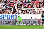 Herthas Torwart Rune Jarstein gehalten<br />  beim Spiel in der Fussball Bundesliga, 1. FSV Mainz 05 - Hertha BSC.<br /> <br /> Foto &copy; PIX-Sportfotos *** Foto ist honorarpflichtig! *** Auf Anfrage in hoeherer Qualitaet/Aufloesung. Belegexemplar erbeten. Veroeffentlichung ausschliesslich fuer journalistisch-publizistische Zwecke. For editorial use only.