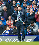 11.3.2018 Rangers v Celtic:<br /> Graeme Murty