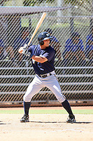 John Dishon - Milwaukee Brewers - 2010 Instructional League.Photo by:  Bill Mitchell/Four Seam Images..
