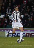 Lee Mair in the St Mirren v Aberdeen Clydesdale Bank Scottish Premier League match played at St Mirren Park, Paisley on 9.11.12.