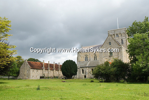 Hospital of St Cross & Almshouse of Noble Poverty, Winchester Haampshire England 2009.