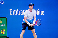 Andy Murray, Scotland, UK, professional tennis player, competing in US Open, 29th August 2018, 201808294527<br />