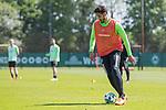 09.05.2018, Trainingsgelaende, Bremen, GER, 1.FBL, Training SV Werder Bremen<br /> <br /> im Bild<br /> Ishak Belfodil (Werder Bremen #29), <br /> <br /> Foto &copy; nordphoto / Ewert