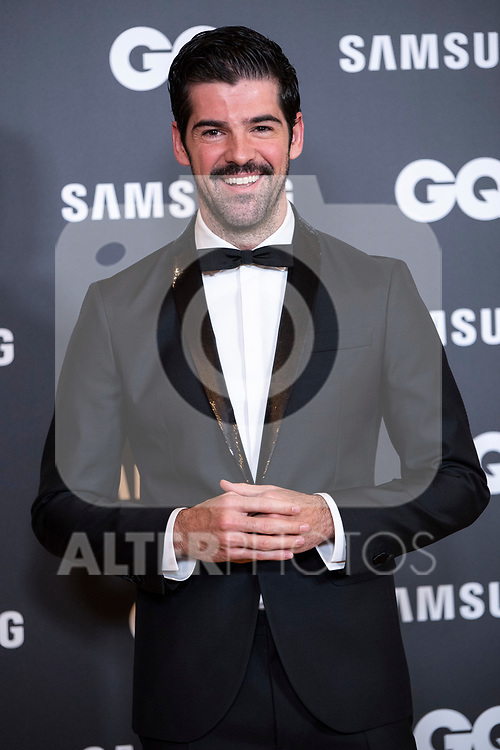 Actor Miguel Angel Muñoz at photocall for GQ Men of Year Award <br /> Madrid, Spain. <br /> November 21, 2019. <br /> (ALTERPHOTOS/David Jar)