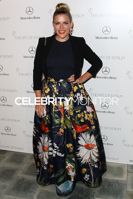 LOS ANGELES, CA - JANUARY 11: Busy Philipps at The Art of Elysium's 7th Annual Heaven Gala held at Skirball Cultural Center on January 11, 2014 in Los Angeles, California. (Photo by Xavier Collin/Celebrity Monitor)