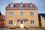 New detached house Rendlesham, Suffolk
