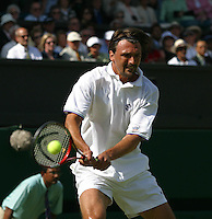 WIMBLEDON CHAMPIONSHIPS DAY 05 25.06.04<br />