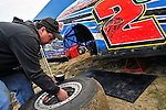 Feb 06, 2011; 5:48:16 PM; Gibsonton, FL., USA; The Lucas Oil Dirt Late Model Racing Series running The 35th annual Dart WinterNationals at East Bay Raceway Park.  Mandatory Credit: (thesportswire.net)