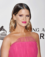 LOS ANGELES, CA - FEBRUARY 08: Maren Morris attends MusiCares Person of the Year honoring Dolly Parton at Los Angeles Convention Center on February 8, 2019 in Los Angeles, California.<br /> CAP/ROT/TM<br /> &copy;TM/ROT/Capital Pictures
