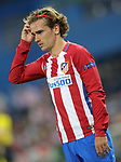 Atletico de Madrid's Antoine Griezmann during Champions League 2016/2017 Quarter-finals 1st leg match. April 12,2017. (ALTERPHOTOS/Acero)
