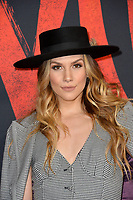 """LOS ANGELES, CA: 09, 2020: Allison Holker at the world premiere of Disney's """"Mulan"""" at the El Capitan Theatre.<br /> Picture: Paul Smith/Featureflash"""