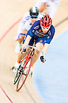Szeto Hin Leung of Team Champion System-CSR competes during the Open 30km Points Race at the Hong Kong Track Cycling Race 2017 Series 5 on 18 February 2017 at the Hong Kong Velodrome in Hong Kong, China. Photo by Marcio Rodrigo Machado / Power Sport Images