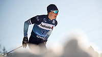 1st January 2020, Toblach, South Tyrol , Italy;  Iivo Niskanen of Finland competes in the mens 15 km classic technique pursuit during Tour de Ski on January 1, 2020 in Toblach.