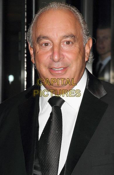 Sir Philip Green.Daily Mail Inspirational Woman of The Year Awards at the Marriott Grosvenor Square Hotel, London, England..January 18th, 2012.headshot portrait white black tie suit.CAP/ROS.©Steve Ross/Capital Pictures