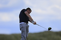 Gavin Fitzmaurice (Balcarrick) during the 2nd round of the East of Ireland championship, Co Louth Golf Club, Baltray, Co Louth, Ireland. 03/06/2017<br /> Picture: Golffile | Fran Caffrey<br /> <br /> <br /> All photo usage must carry mandatory copyright credit (&copy; Golffile | Fran Caffrey)