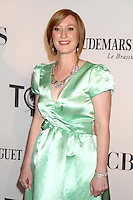 Heather Hitchens at the 66th Annual Tony Awards at The Beacon Theatre on June 10, 2012 in New York City. Credit: RW/MediaPunch Inc.