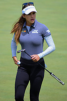 Belen Mozo (ESP) departs 12 after sinking her putt during round 1 of  the Volunteers of America Texas Shootout Presented by JTBC, at the Las Colinas Country Club in Irving, Texas, USA. 4/27/2017.<br /> Picture: Golffile | Ken Murray<br /> <br /> <br /> All photo usage must carry mandatory copyright credit (&copy; Golffile | Ken Murray)