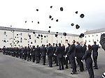 7/3/2016.  99 Gardai celebrating their graduationin the Garda College Templemore <br />