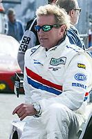 Hurley Haywood, Rolex 24 at Daytona, February 2003.  (Photo by Brian Cleary/bcpix.com)