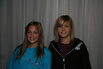 """As The World Turns' Ashley Marie Greiner """"Faith"""" and Allie Gorenc """"Sage"""" at the 2009 Daytime Stars and Strikes to benefit the American Cancer Society n October 11, 2009 at the Port Authority Leisure Lanes, New York City, New York. (Photo by Sue Coflin/Max Photos)"""