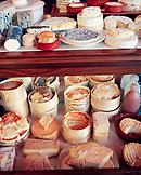 AUSTRIA, Vienna, Stadtpark, cheese cart at Restaurant Steirereck