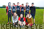 At the Kerry ETB tag rugby tournament at Tralee Sports Complex on Friday were Killarney Community College