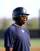 Mario Martinez / Seattle Mariners 2008 Instructional League..Photo by:  Bill Mitchell/Four Seam Images