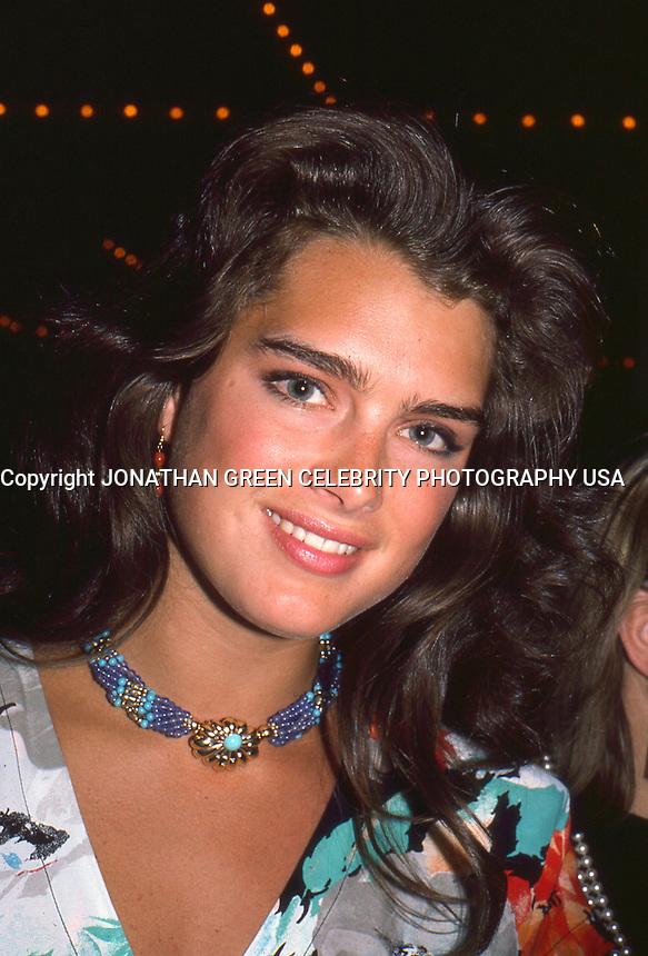 Brooke Shields 1987: Brooke Shields By Jonathan Green