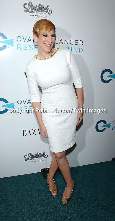 Lisa Lampanelli, who lost 103 pounds, attends the Ovarian Cancer Research Fund's  20th Anniversary Legends Gala on November 5, 2015 at the Pierre Hotel in New York City. <br /> <br /> photo by Robin Platzer/Twin Images<br />  <br /> phone number 212-935-0770