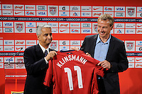 Jurgen Klinsmann Press Conference August 01 2011