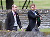 20.05.2017; Englefield, UK: PRINCES WILLIAM AND HARRY<br /> attend the wedding of Pippa Middleton to James Mathews at St Mark&rsquo;s Church, Englefield.<br /> Princess Charlotte and Prince George were flower girl and page boy respectively for their aunt.<br /> Mandatory Photo Credit: &copy;Steph Dias/NEWSPIX INTERNATIONAL<br /> <br /> IMMEDIATE CONFIRMATION OF USAGE REQUIRED:<br /> Newspix International, 31 Chinnery Hill, Bishop's Stortford, ENGLAND CM23 3PS<br /> Tel:+441279 324672  ; Fax: +441279656877<br /> Mobile:  07775681153<br /> e-mail: info@newspixinternational.co.uk<br /> Usage Implies Acceptance of OUr Terms &amp; Conditions<br /> Please refer to usage terms. All Fees Payable To Newspix International