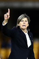 Milena Bartolini coach of Italy during the warm up gestures<br /> Benevento 08-11-2019 Stadio Ciro Vigorito <br /> Football UEFA Women's EURO 2021 <br /> Qualifying round - Group B <br /> Italy - Georgia<br /> Photo Cesare Purini / Insidefoto