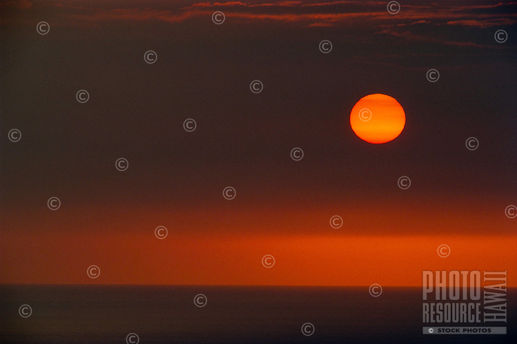 Sunset, Kona, Big Island