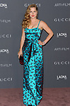 Amy Adams attending the LACMA ART and FLIM Gala 2017 honoring Mark Bradford and George Lucas. held at the LACMA in Los Angeles, CA. on November 4, 2017